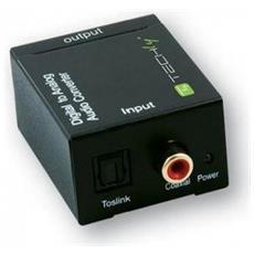 Convertitore Audio Da Digitale Spdif Ad Analogico - Idata Spdif-3
