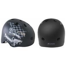 Casco Street Nextreme Revolution Per Bici / Skate / Roller Dal 52 Al 55