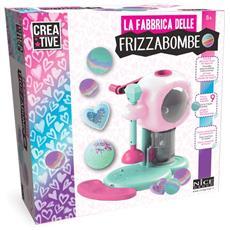 NCE02005 Creative - La Fabbrica delle Frizzabombe