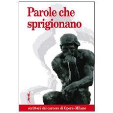 Parole che sprigionano. Scrittori dal carcere di Opera-Milano