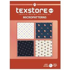 Texstore. Micropatterns. Ediz. multilingue. DVD. Vol. 9