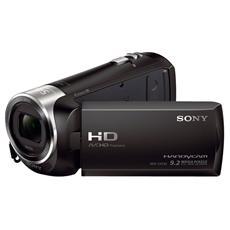 SONY - HDR-CX240E Nero sensore CMOS Exmor R Full HD Zoom...