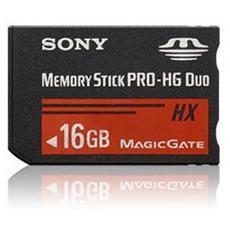 MSHX16A Memory Stick PRO-HG Duo HX 16 GB