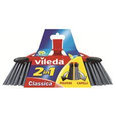 Scopa Ricambio 2 in 1 Classica