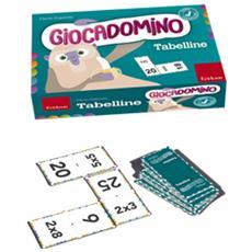 Tabelline. Giocadomino. Vol. 1