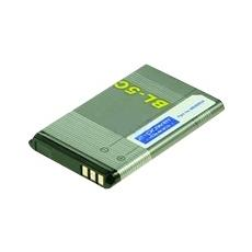 2-Power MBI0002A, 1000 mAh, GPS / PDA / Mobile phone, Ioni di Litio, 3,3 cm, 5 mm, 5,2 cm