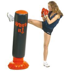 Sacco Gonfiabile Per Aereo Boxe Kick Boxe