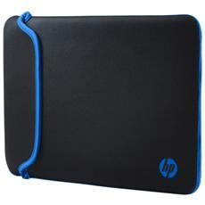 """Custodia Sleeve per Notebook da 11.6"""" - Nero / Blu"""