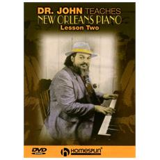 Dr. John - Teaches New Orleans Piano 2