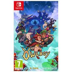 SOEDESCO - Switch - Owlboy - Day one: 31/05/18