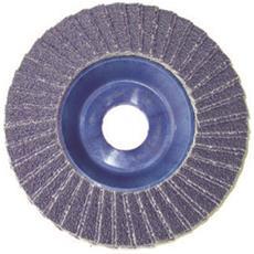 Disco Lamellare In Zirconio Con Supporto In Nylon - Grana 120