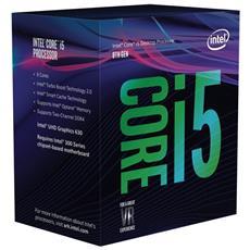 Processore Core i5-8500 Hexa Core 3 GHz Socket H4 Scatola Processore