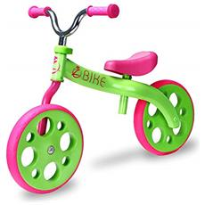 Zycom Zbike Balance Bike, 204-920, Lime Green / rosa