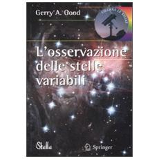 L'osservazione delle stelle variabili