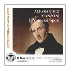 I Promessi sposi. Audiolibro. CD Audio formato MP3