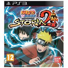 PS3 - Naruto Shippuden Ultimate Ninja Storm 2