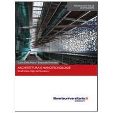 Architettura e nanotecnologie