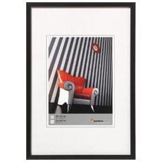 Chair 20x30 aluminio nero AJ030B
