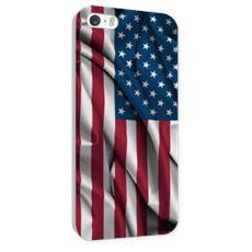 Cover Bandiera America iPhone 5/5S