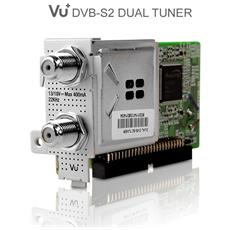 DVB-S2 Dual Tuner