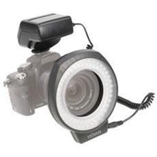 LED Ultra 80 illuminazione anulare con Blitz