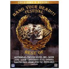 Bang Your Head Festival - Best Of (2 Dvd)