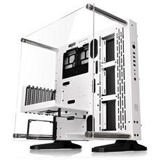 Case Core P3 Middle Tower ATX / Micro-ATX / Mini ITX 2 Porte USB 3.0 Finestrato (Snow Edition)