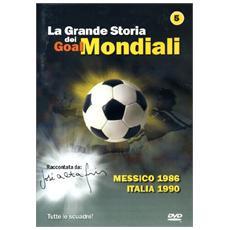 Grande Storia Dei Goal Mondiali (La) #05 (1986-90)