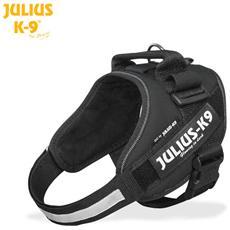 Julius K9 Pettorina Idc Power Harnesses Nera - Tg 3