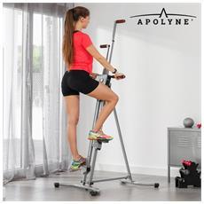 Attrezzo Multifunzione Vertical Climber Muscoli Addominali Braccia E Schiena