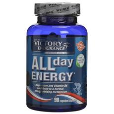 All Day Energy 90 Caps - Victory Endurance - Benessere, Salute Dell'atleta -
