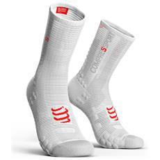 Calze Compressport Racing Socks V3 0 Bike Hi Abbigliamento Uomo