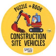 Construction Site Vehicles. Ediz. A Colori. Con Puzzle