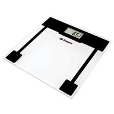 Pesapersone 150 Kg Colore Bianco e Nero