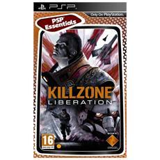 PSP - Essentials Killzone Liberation