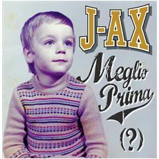 """J-Ax - Meglio Prima (?) (2x12"""")"""