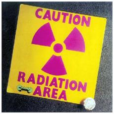 Area - Caution Radiation Area (2 Lp)