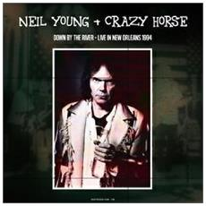 Neil Young & Crazy Horse - Down By The River Live In New Orleans 1994