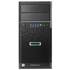 ProLiant ML30 Gen9 Intel Xeon E3-1220V5 Quad Core 3 GHz Ram 4 GB Hard Disk 1 TB Non Hot Plug RAID 0/1/5/10 DVD-RW No Sistema operativo