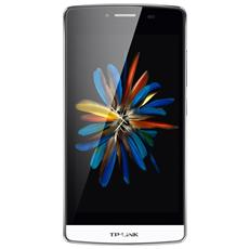 "Neffos C5 Bianco 16 GB 4G/LTE Dual Sim Display 5"" HD Slot Micro SD Fotocamera 8 Mpx Android Italia"