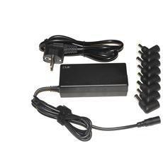 Alimentatore Per Notebook 65 Watt Con Identificazione Automatica Voltaggio