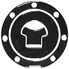 Adesivo Tappo Serbatoio Honda 7 Fori Carbonio