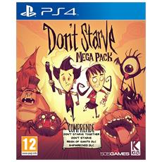 PS4 - Don't Starve Megapack - Day one: 2018