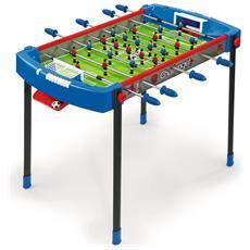 Calcio Balilla Challenger Blu E Rosso Smoby - D84630
