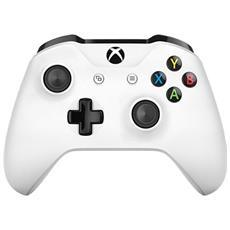 Bluetooth, 3.5mm, 2xaa, Bianco - Xbox One Wireless Controller White