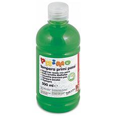 Tempera colore Verde B Primi Assortiti 500ml