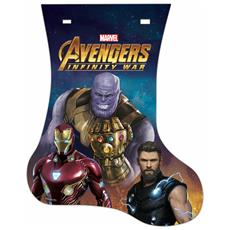 HSBC63264500 Avengers - Calza Befana 2019