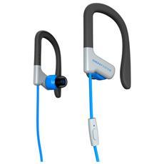 429332 Aggancio, Auricolare Stereofonico Cablato Blu auricolare per telefono cellulare