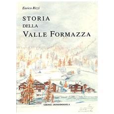 Storia della valle Formazza