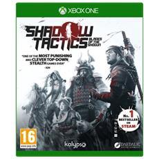 XONE - Shadow Tactics: Blades of the Shogun